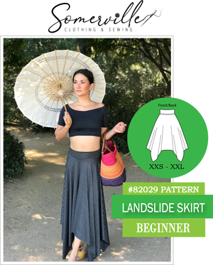 LANDSLIDE SKIRT ~ PDF Digital Download