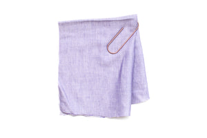 Light Weight Chambray - Purple