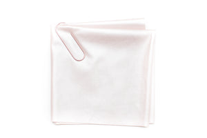 Stretch Faux Leather - Shimmer Light Pink