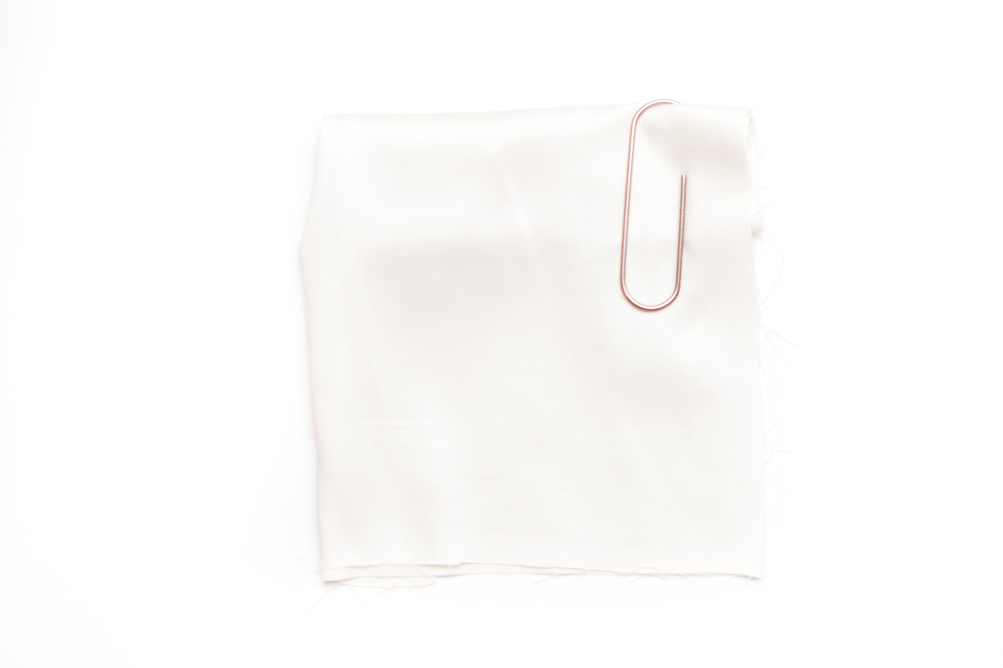 Italian Off White Tencel Twill