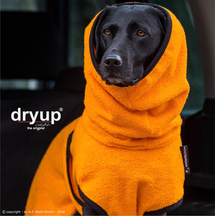 DRYUP CAPE® | Farbe: CLEMENTINE