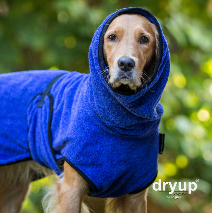 DRYUP CAPE® | Farbe: BLUEBERRY