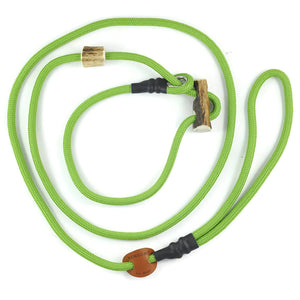Retrieverleine 6mm Sporty | Apfel-Grün - KENSONS for dogs