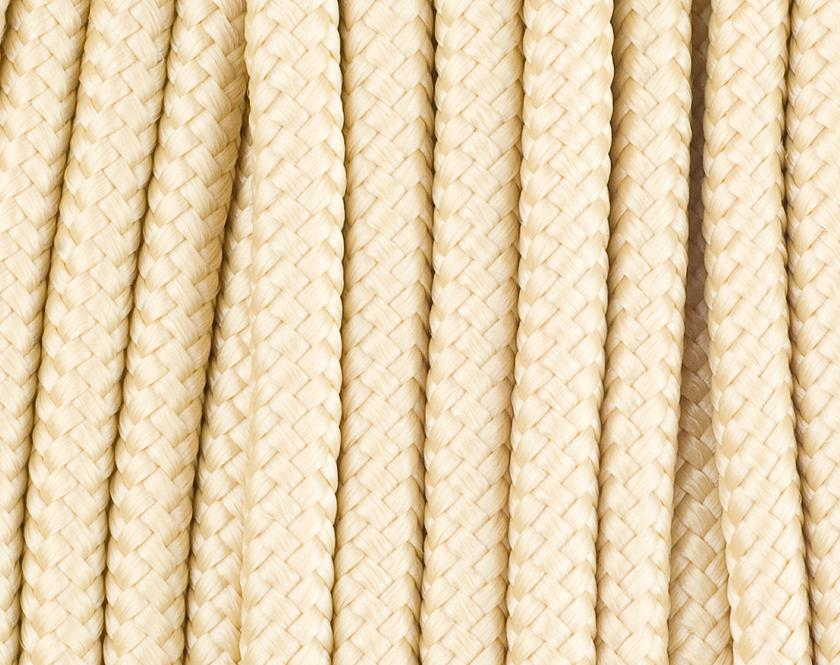 Retrieverleine 6mm Sporty | Beiges Beige - KENSONS for dogs