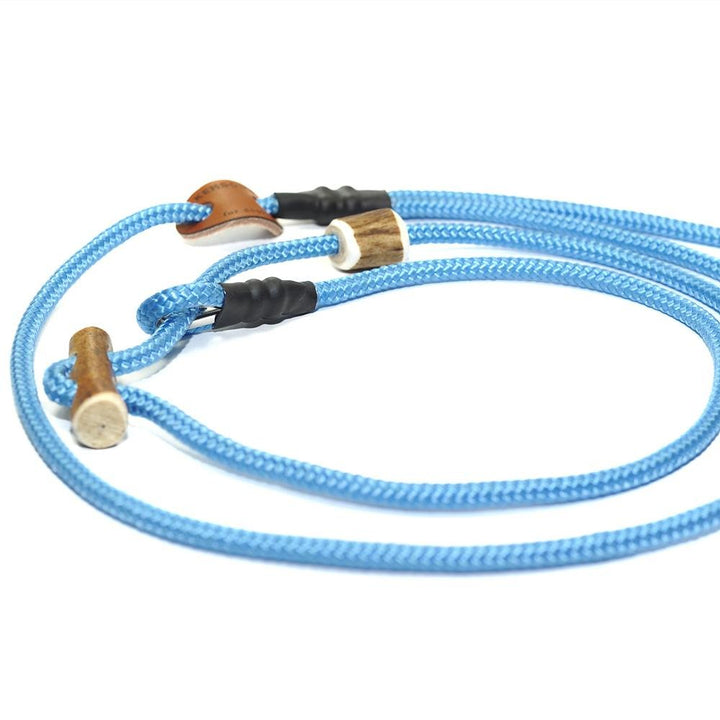 Retrieverleine 6mm Sporty | Eisiges Hell-Blau - KENSONS for dogs