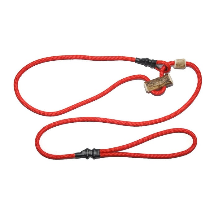 Retrieverleine 6mm Sporty | Rot ist Rot ist Rot - KENSONS for dogs