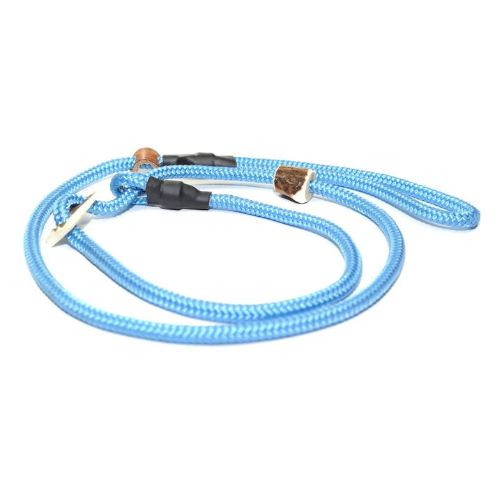 Retrieverleine 8mm Sporty | Luftikus Hellblau - KENSONS for dogs