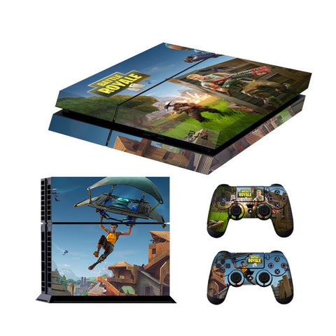 Video Game Accessories Video Games & Consoles Jeep 8 Ps4 Slim Sticker Console Decal Controller Vinyl Skin