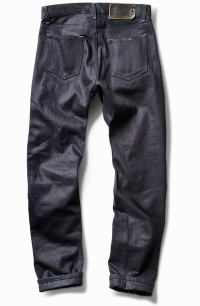 Double Dye Indigo - Tall Slim