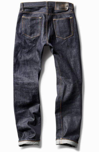 Rope Indigo - Tall Straight