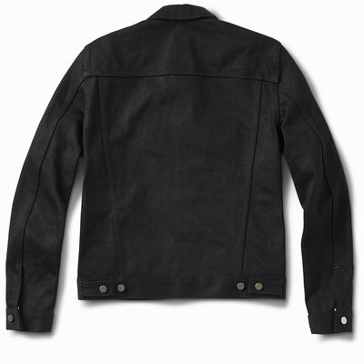 25oz Sulphur Black - Denim Jacket