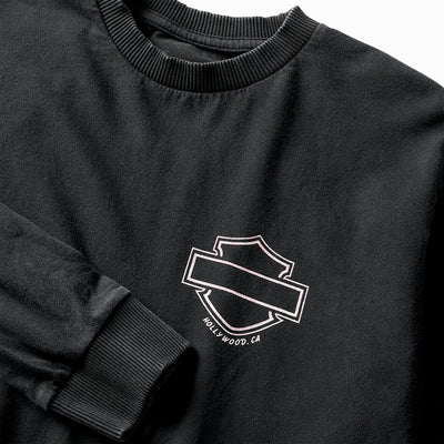 All Throttle Long Sleeve - Black