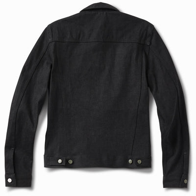 Sulphur Black - Denim Jacket