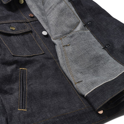 Rope Indigo - Denim Jacket