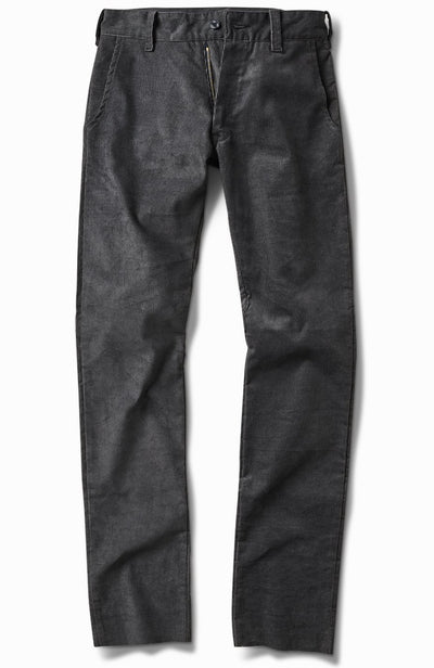 charcoal whale corduroy - tall slim