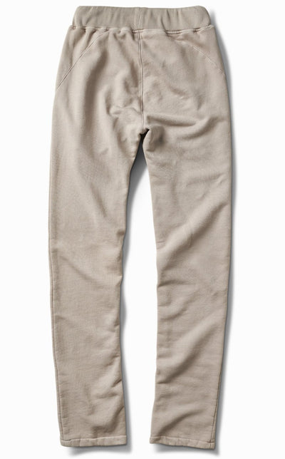 Moto Sweatpants Parchment Grey