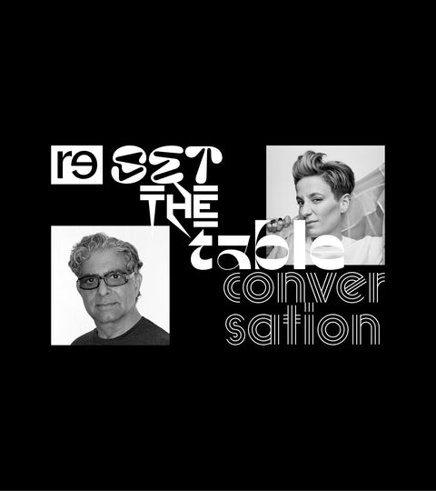 Reset the Table Live with Deepak Chopra