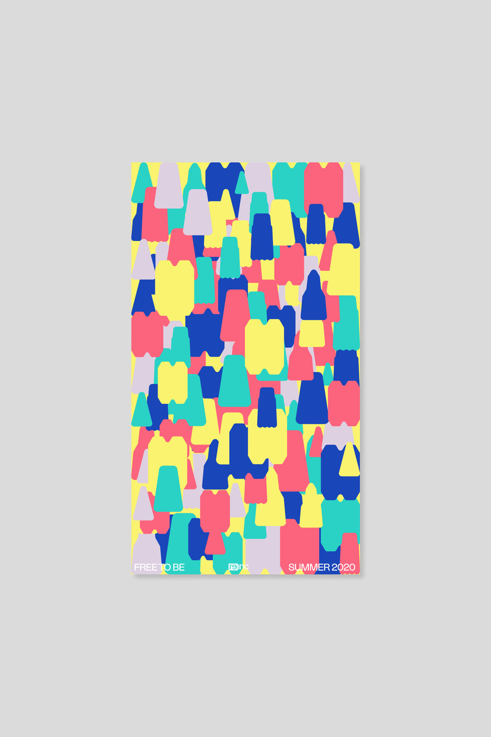 Popsicle Beach Towel