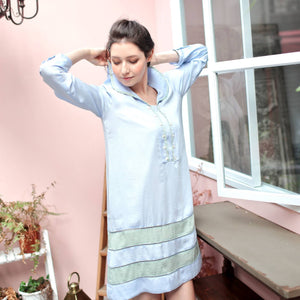 (Mommy & Me) Dreaming swing dress (woman size)