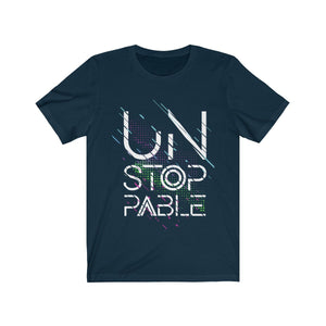 Unstoppable Graphic Short Sleeve Tee