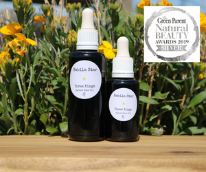 Three Kings Sacred Face Oil