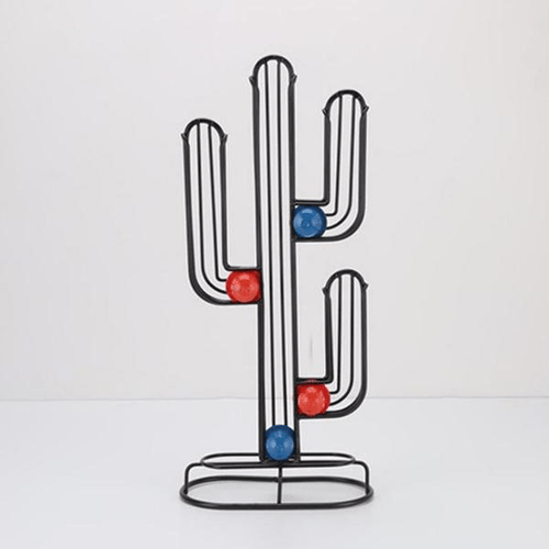 Cactus Coffee Capsule Stand