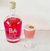 BABY Pink Gin Clover | Created by Nabulani