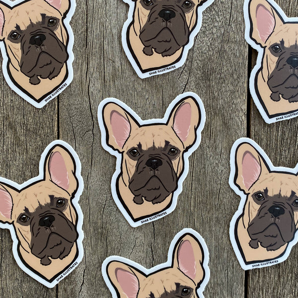 Frenchie Sticker