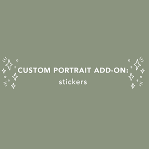 Add-on: Custom Pet Stickers
