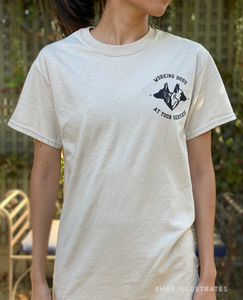 Working Dog T-shirt