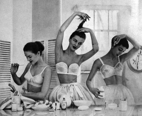 Timeless and Tantalizing: Lingerie Through the Decades