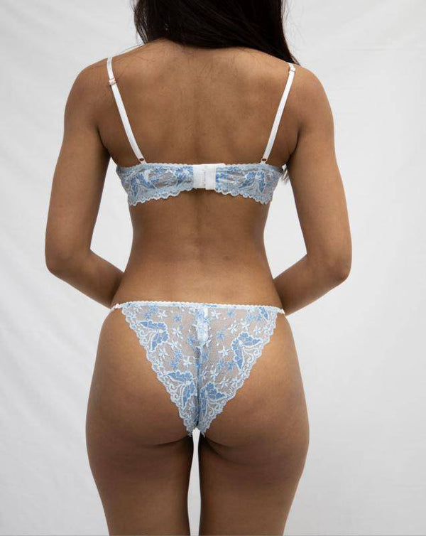 Cosmos Cheeky Bottoms | Blue