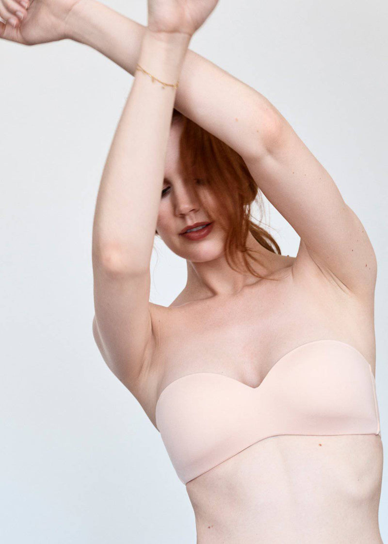 Strapless Bra | Shade 1 - Souszy - Rose & Bare
