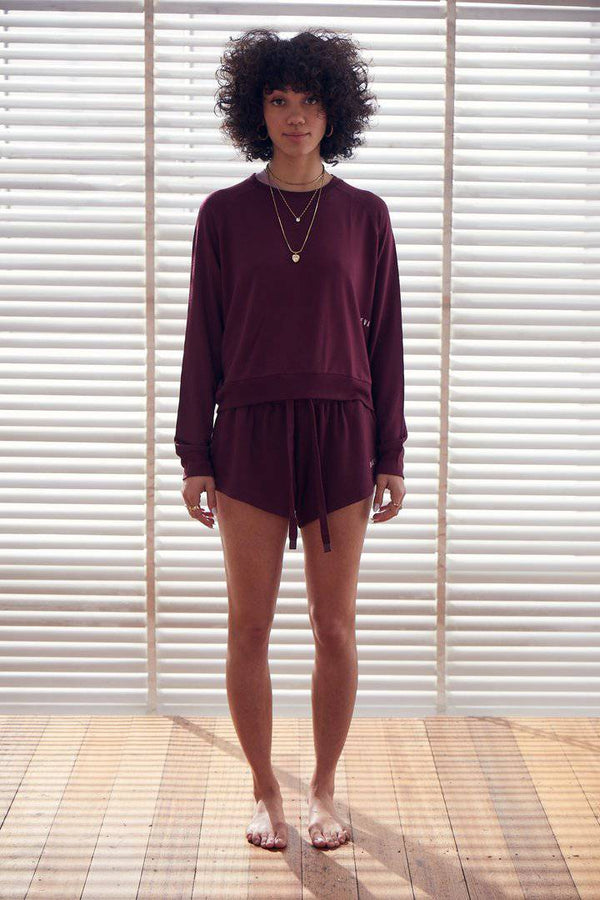 Recline Jumper | Ruby - Souszy - MAEVA