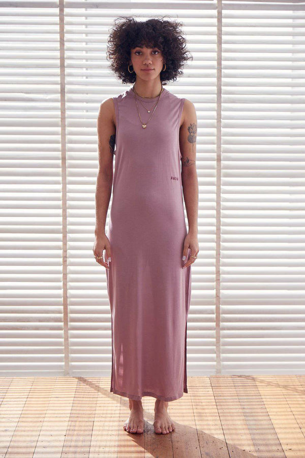 Day Dress | Amethyst - Souszy - MAEVA
