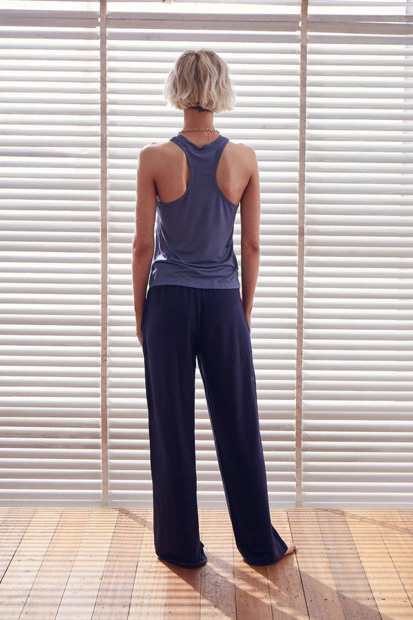 Retreat Singlet | Topaz