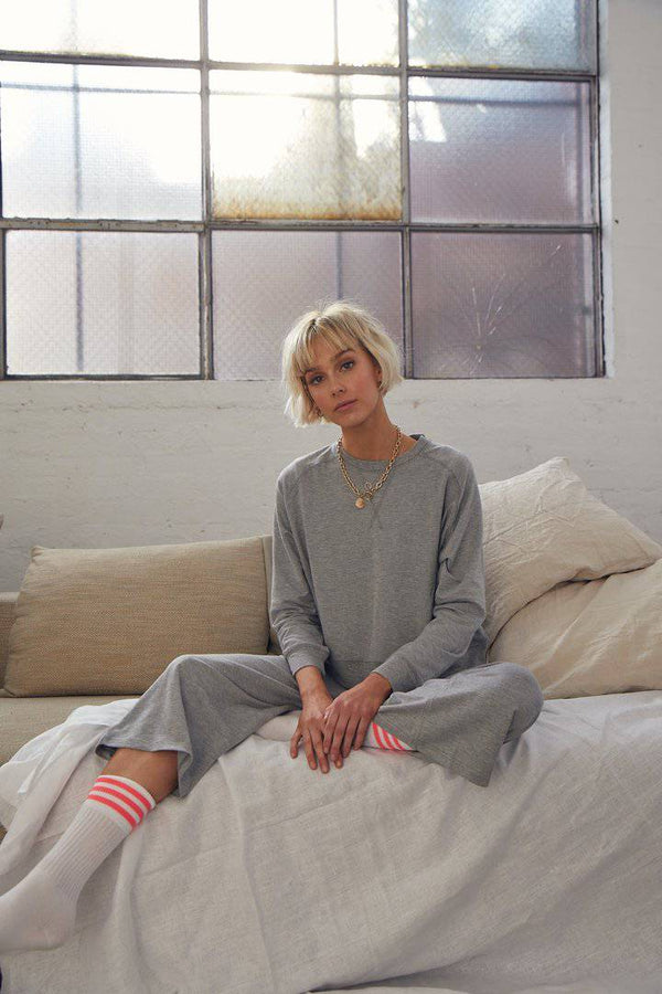 Recline Jumper | Moonstone