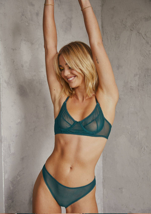 Chloé Briefs | Green