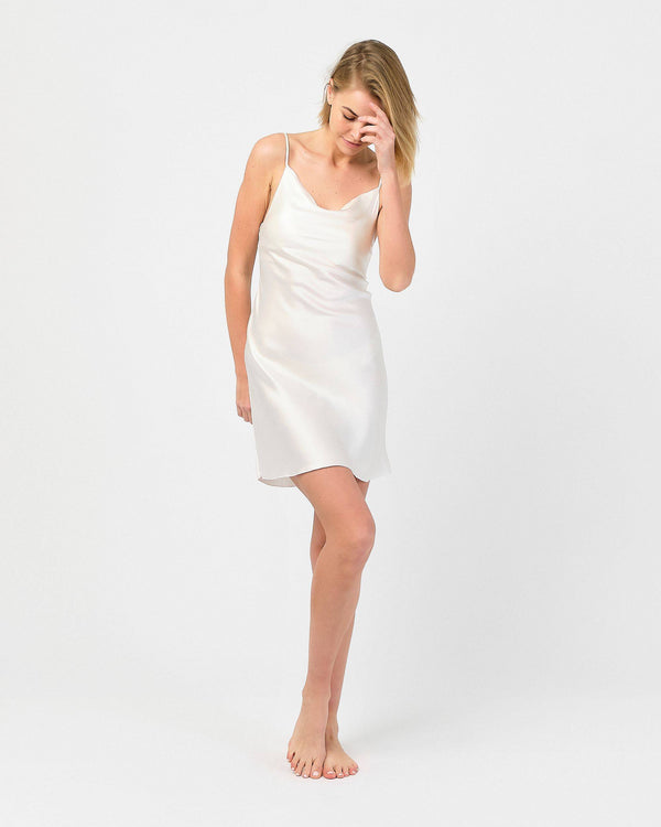 Dreamer Dress | White - Souszy - Sleepy Dee