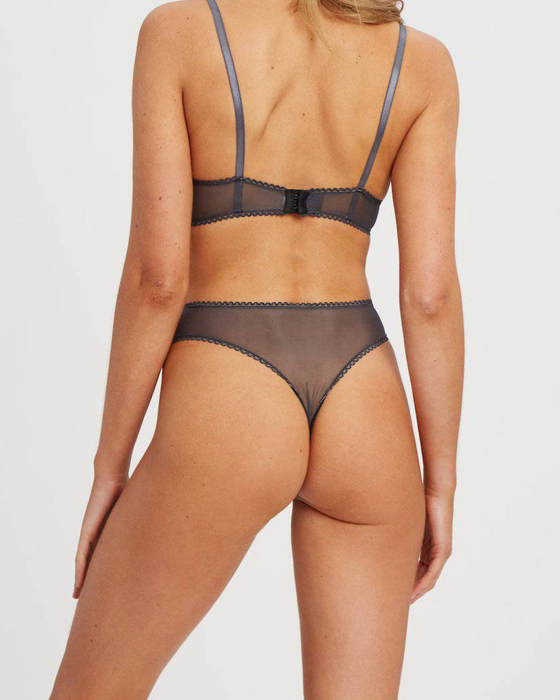 Goddess G-String | Grey