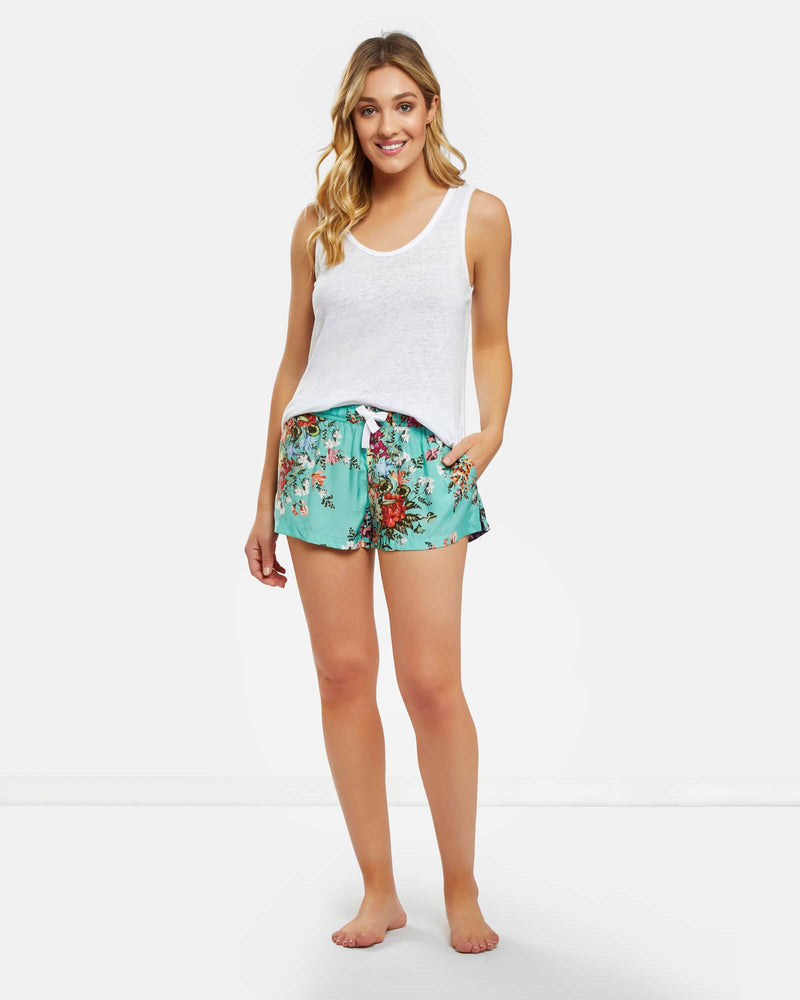 Caribbean Sea Shorts - Souszy - Dream With Me