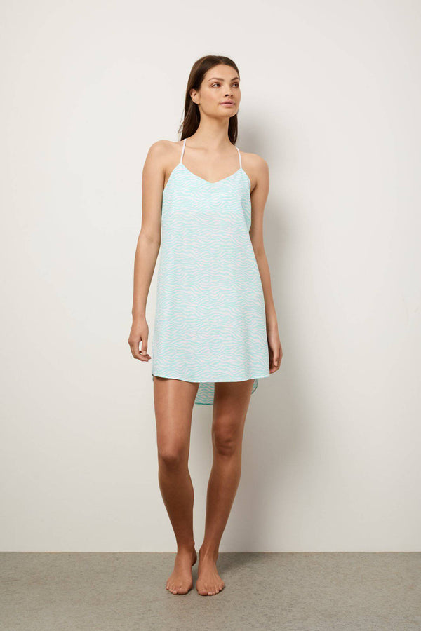The Lucia Camisole Dress - Souszy - Wanderluxe
