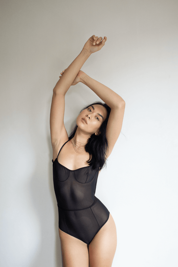 Carolina Balconette Bodysuit