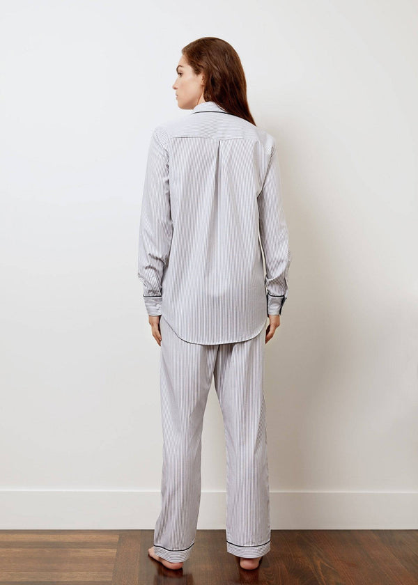The Audrey Pyjama Set Long - Souszy - Wanderluxe