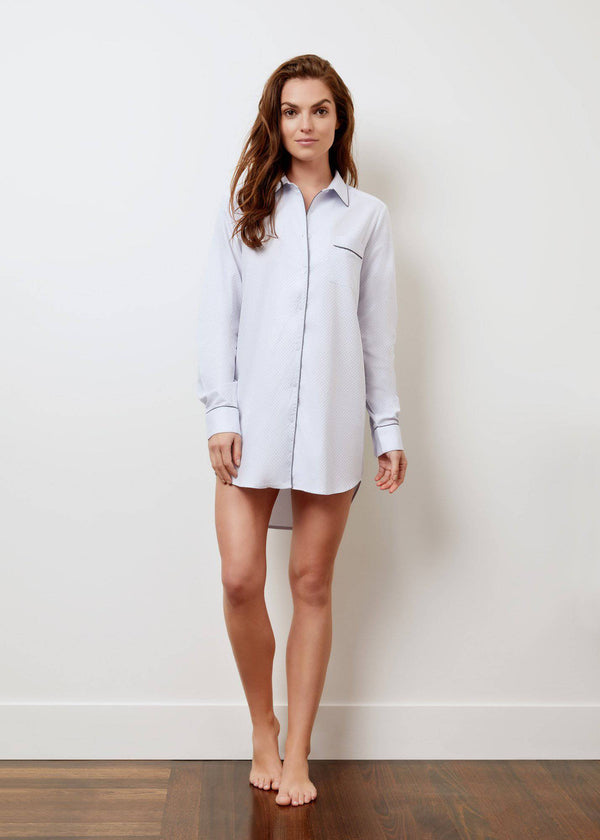 The Audrey Night Shirt - Souszy - Wanderluxe