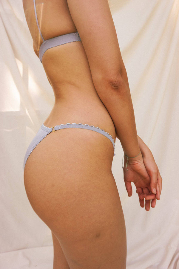 Pebble 90's Knicker - Souszy - Nette Rose