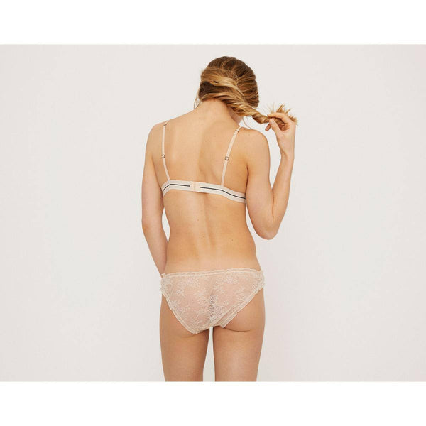 Lola Lace Brief | Sand
