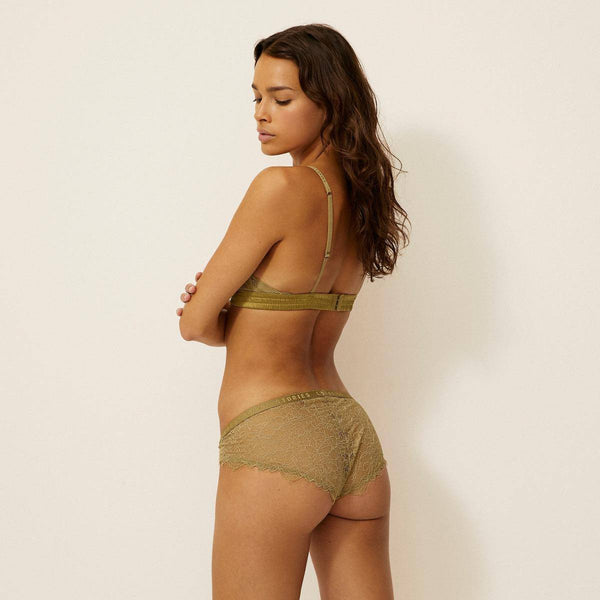 Lara Brief | Olive - Souszy - Love Stories