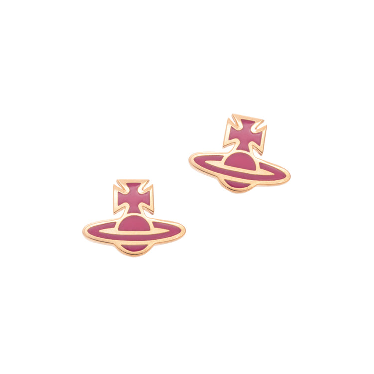 "Vivienne Westwood ""Romina Orb Earrings"""