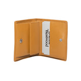 "Vivienne Westwood ""Coventry Billfold Wallet (Yellow Velvet)"""